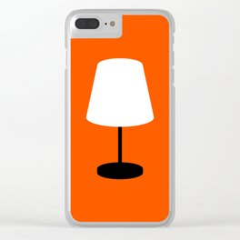 Lamp Clear iPhone Case