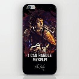 I Can Handle Myself! iPhone Skin