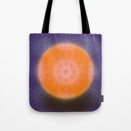 Digifloral Tote Bag