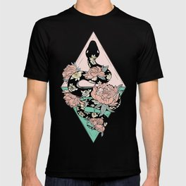 Rose Snake T-shirt
