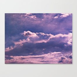 Clouds 27 Canvas Print