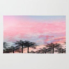 Summer Palm Tree #Society6 #Buyart #Decor Rug