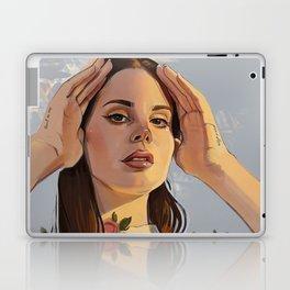Lana Roses Laptop & iPad Skin