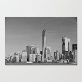 NYC Skyline 2 Canvas Print