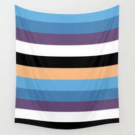 Pretty Lines Wall Tapestry