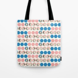 Henry VIII & Six Sorry Wives Tote Bag