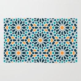 Tile of the Alhambra Rug