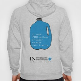 700 Gallons of Water T Hoody