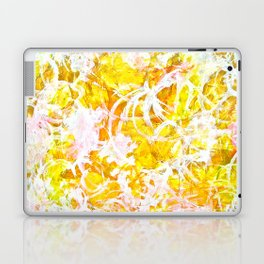 Golden Shine Laptop & iPad Skin