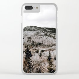 North Carolina Clear iPhone Case