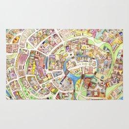 Cityplan Rug