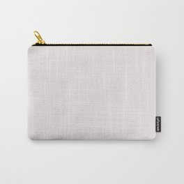 Soft Peach Colour Carry-All Pouch