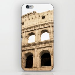 The Colosseum, Rome, Italy. iPhone Skin