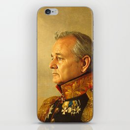 Bill Murray - replaceface iPhone Skin