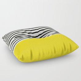 Sunshine x Stripes Floor Pillow