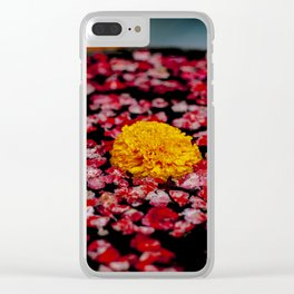 A Marigold In Indonesia Clear iPhone Case