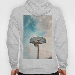 basketball hoop 8 Hoody