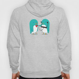 The sound of love Hoody