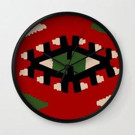 Kilim Wall Clock