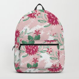 Abstract Floral 2 Backpack