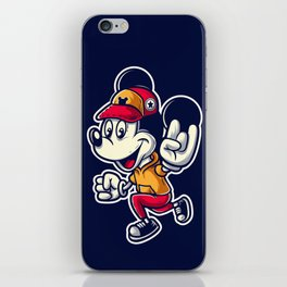 Mickey Mouse iPhone Skin