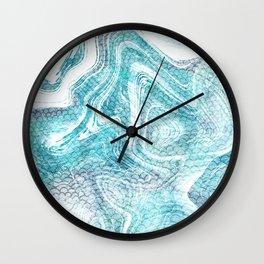 Summer Vibes   1 Wall Clock