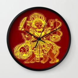 Druga Ma Wall Clock