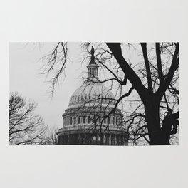US Capitol Building Rug