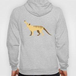 EXTINCT: Thylacine (Tasmanian Tiger) Hoody