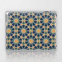 islamic geometric pattern Laptop & iPad Skin