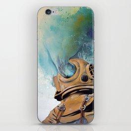 Deep Sea Diver #2 iPhone Skin