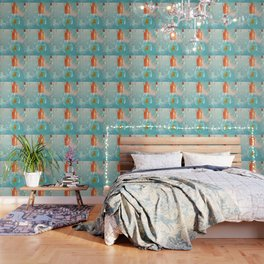 Ideas and Goldfish ... Wallpaper