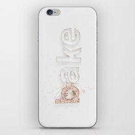 Bake! iPhone Skin