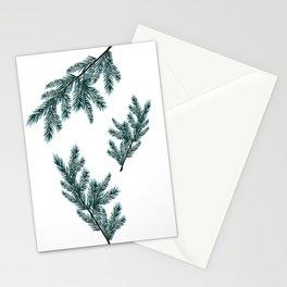 Peaceful Fern Stationery Cards