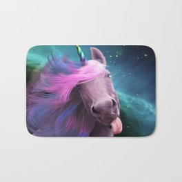 Sassy Unicorn Bath Mat