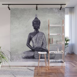 Buddha  - JUSTART © Wall Mural