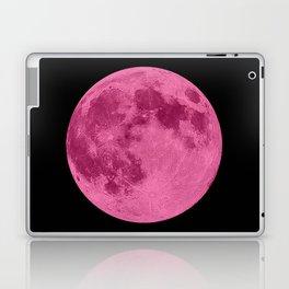 MOON GLOW FUSCHIA Laptop & iPad Skin