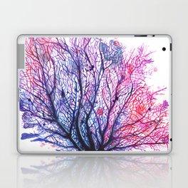 Fan Coral - Purple Laptop & iPad Skin