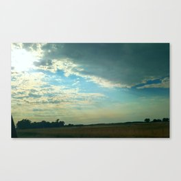 Campo Canvas Print