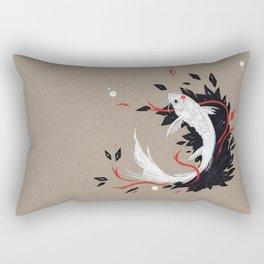 KOI RIBBON Rectangular Pillow