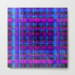 buzz grid 2 Metal Print