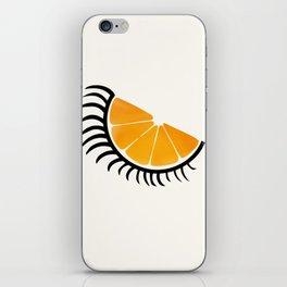 Clockwork Orangina iPhone Skin