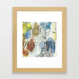 primitiva 2 Framed Art Print