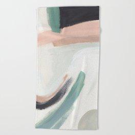 Just Peachy Beach Towel