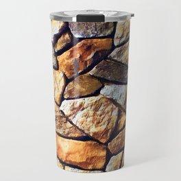 Eagle Moss Rocks Travel Mug