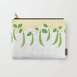 Snap peas Carry-All Pouch
