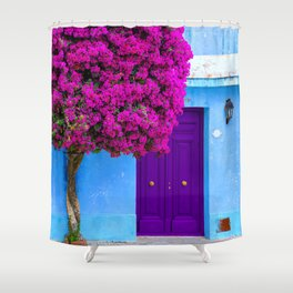 Beautiful Bougainvillea Shower Curtain