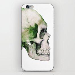 Skull 06 iPhone Skin