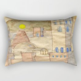 On North... Rectangular Pillow