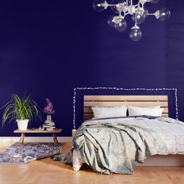 Darker Blue Violet Wallpaper
